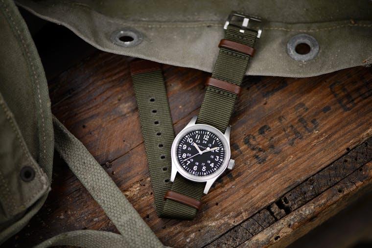 Hamilton Watches brand shot