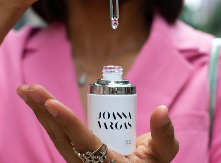 Joanna Vargas brand shot