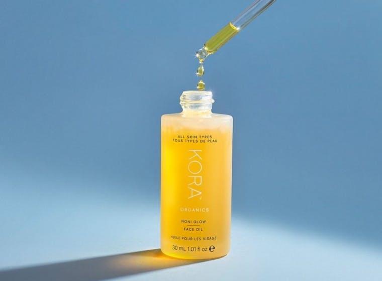 KORA Organics brand shot