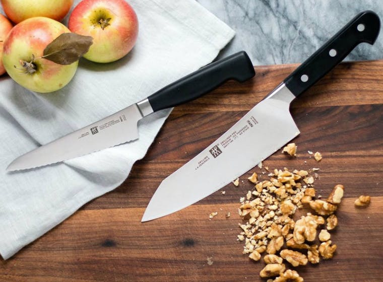 Zwilling J.A. Henckels brand shot