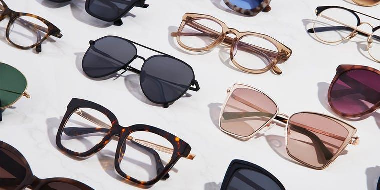DIFF Eyewear brand shot