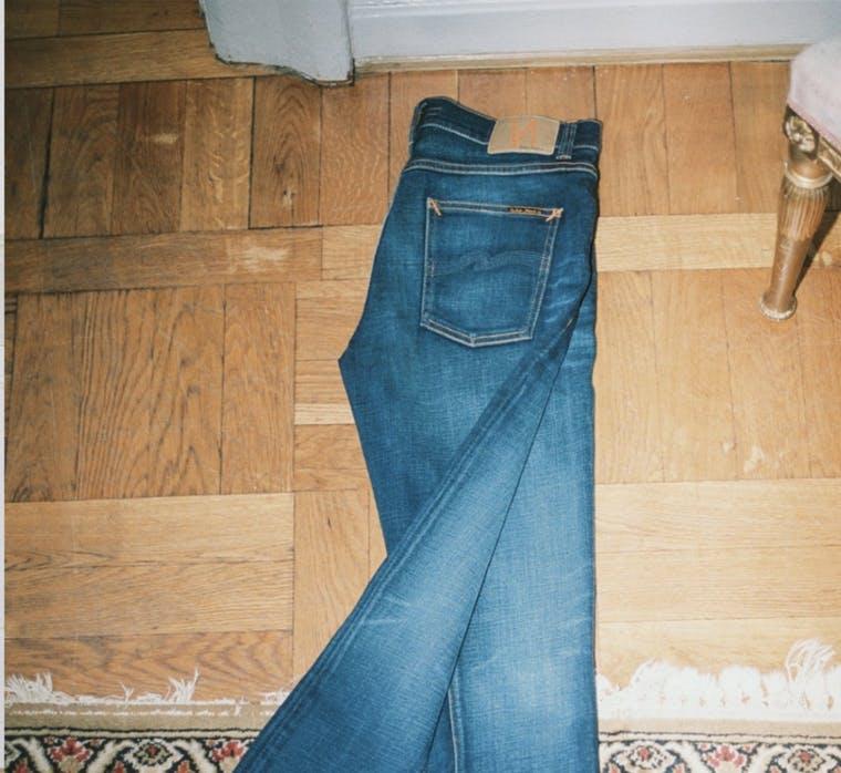 Nudie Jeans brand shot