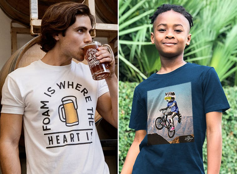 Kid Dangerous brand shot