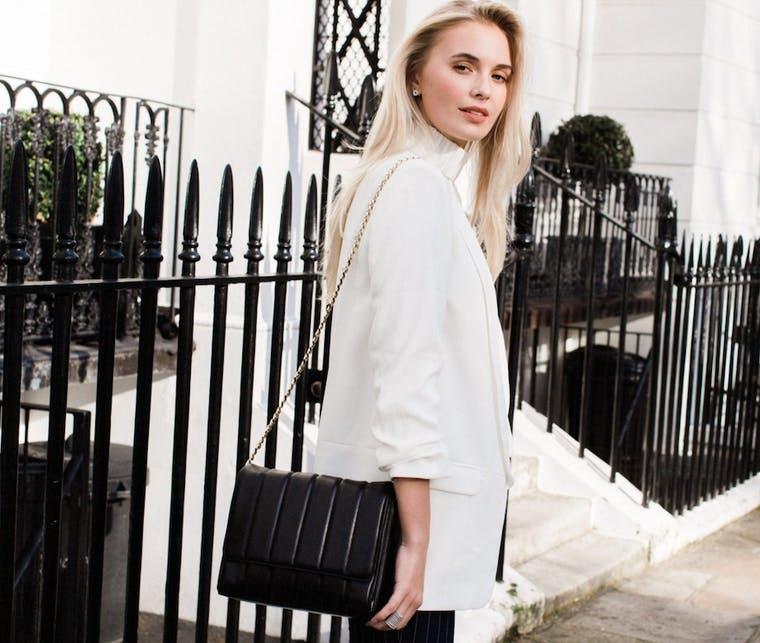 Charlotte London brand shot