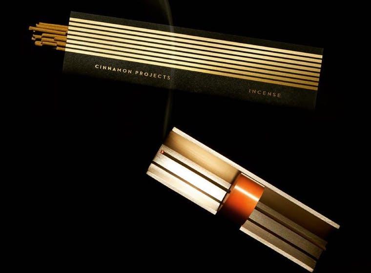 Cinnamon Projects brand shot