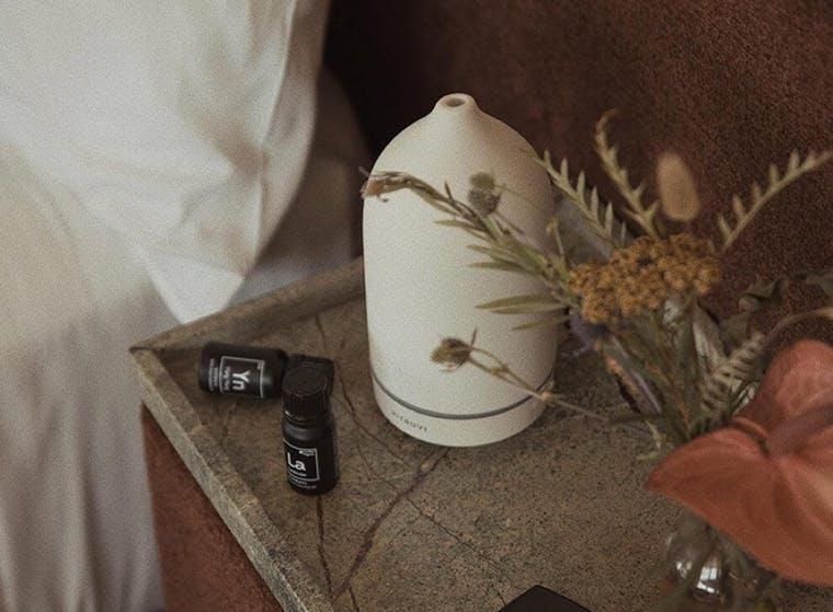 Vitruvi brand shot