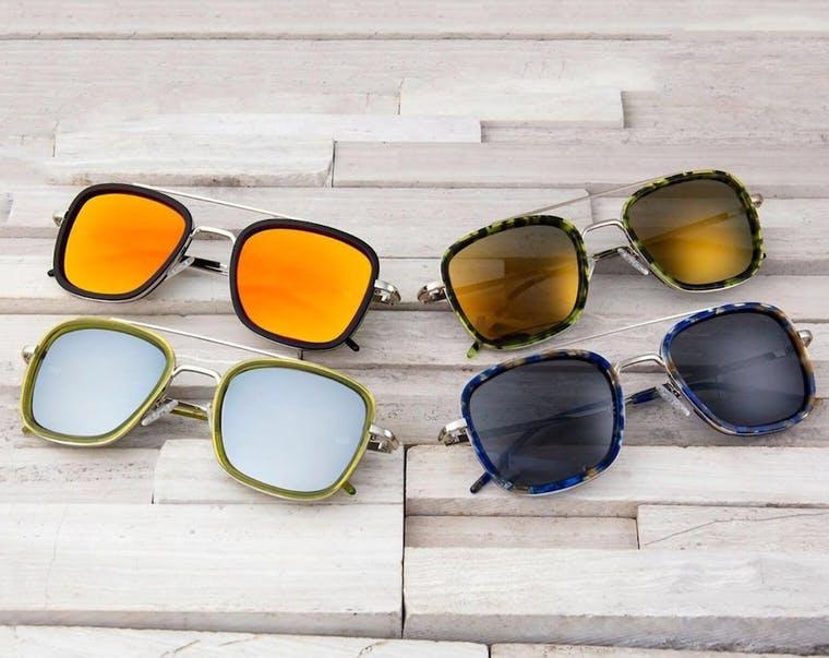 SIXTY ONE Sunglasses brand shot