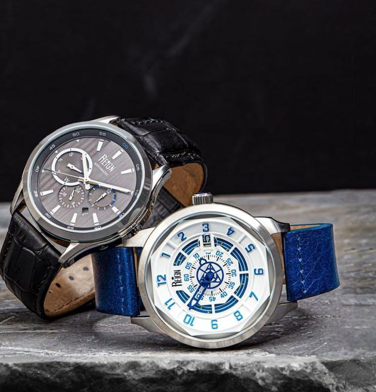 Reign Watches brand shot