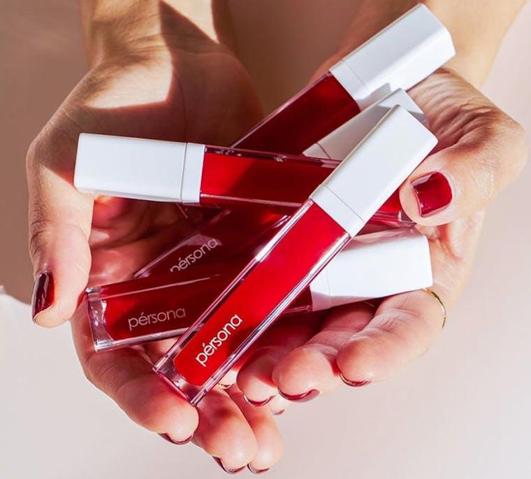 Persona Cosmetics brand shot