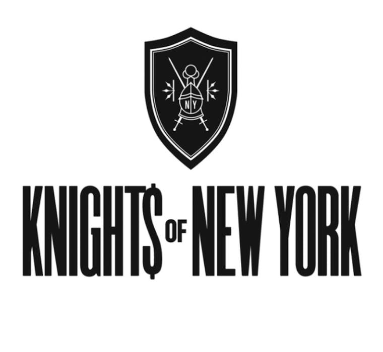 Knight$ of New York brand shot