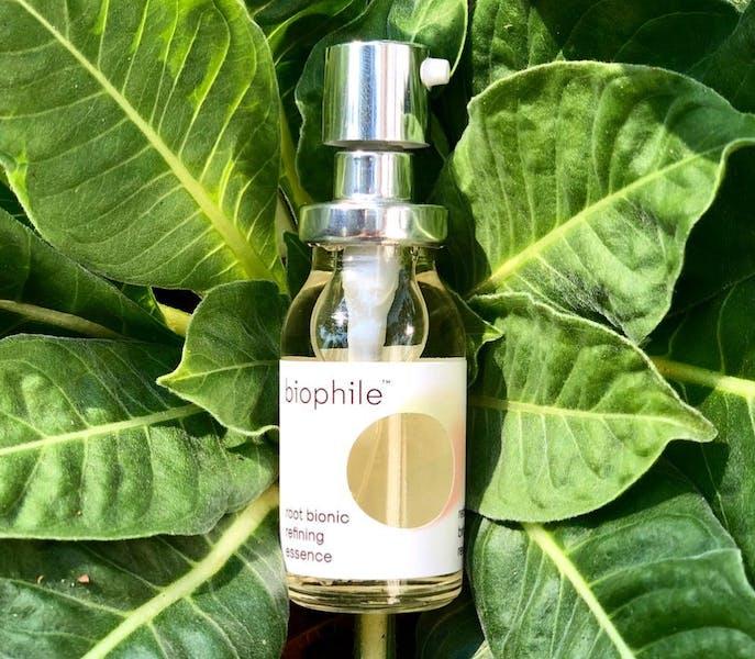 biophile™ brand shot