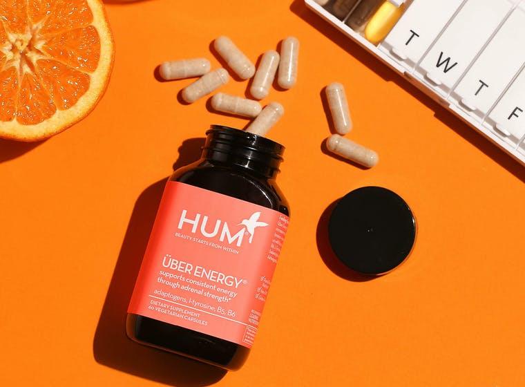 HUM Nutrition brand shot