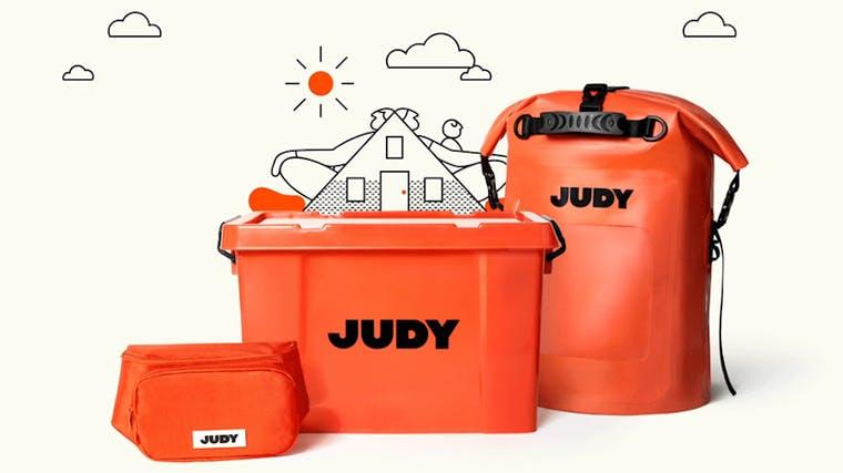 JUDY Emergency Kits brand shot
