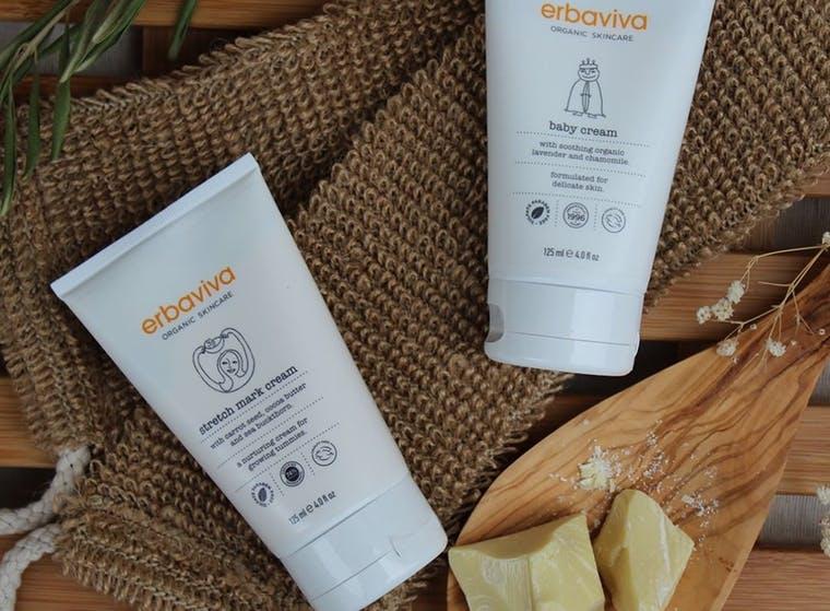 Erbaviva brand shot