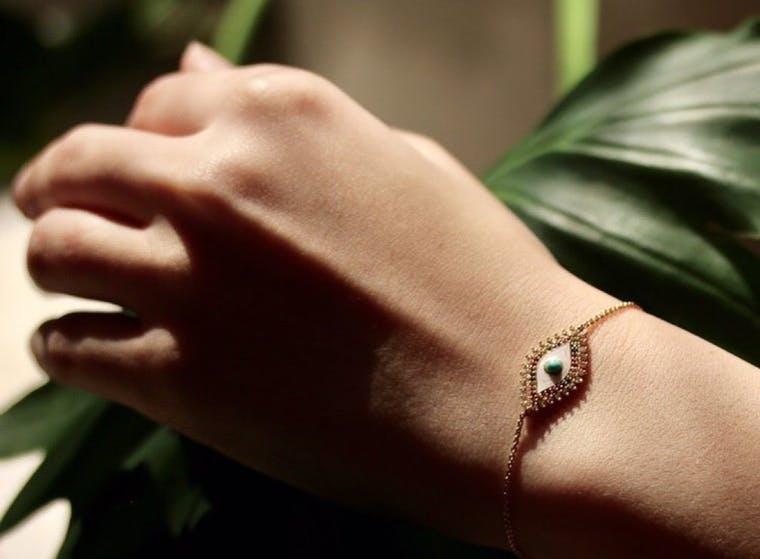 Tai Jewelry brand shot