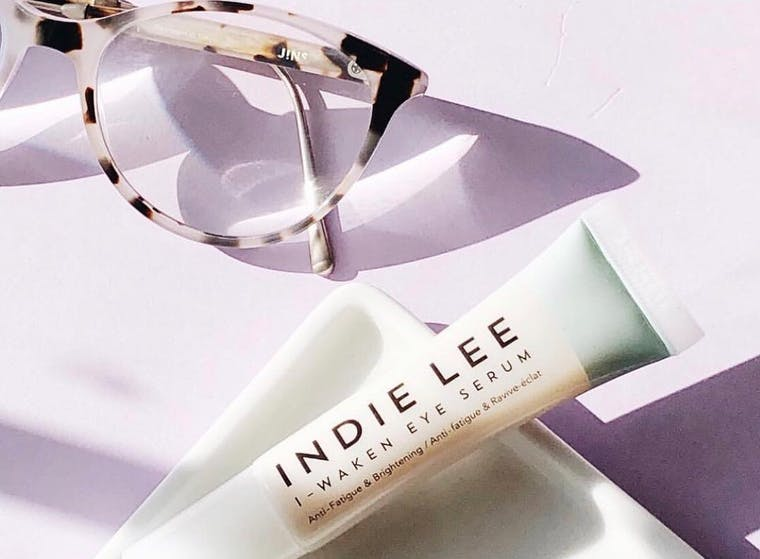 Indie Lee brand shot