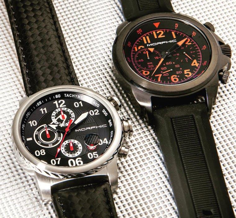 Morphic Watches brand shot