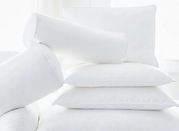 PillowCubes brand shot
