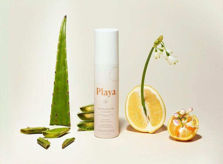 Playa brand shot