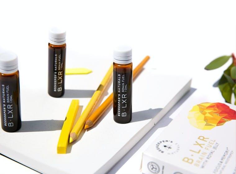 Beekeeper's Naturals brand shot