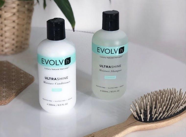 EVOLVh brand shot