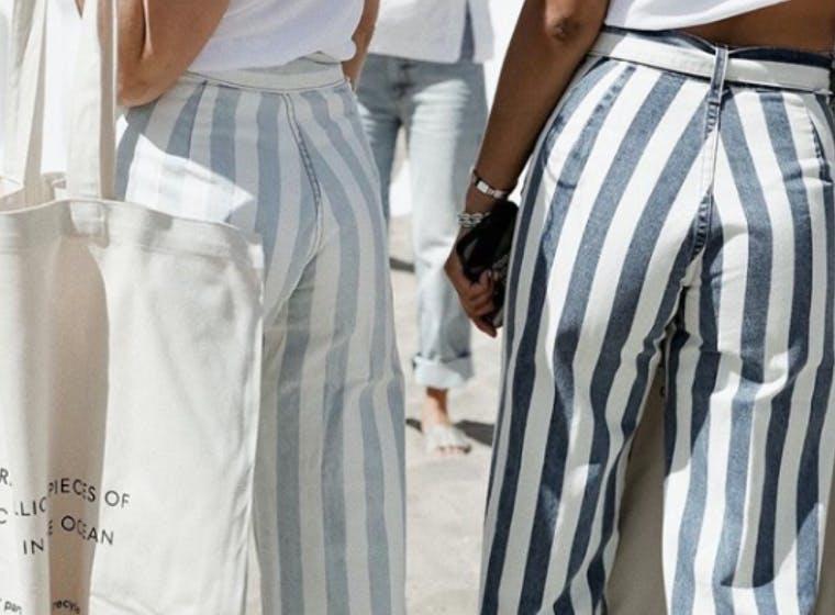 Boyish Jeans brand shot