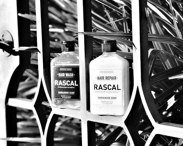 Rascal brand shot