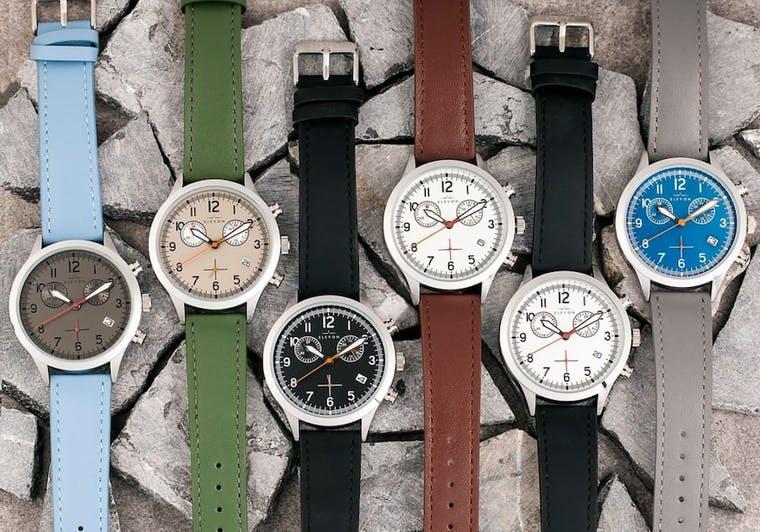 Elevon Watches brand shot
