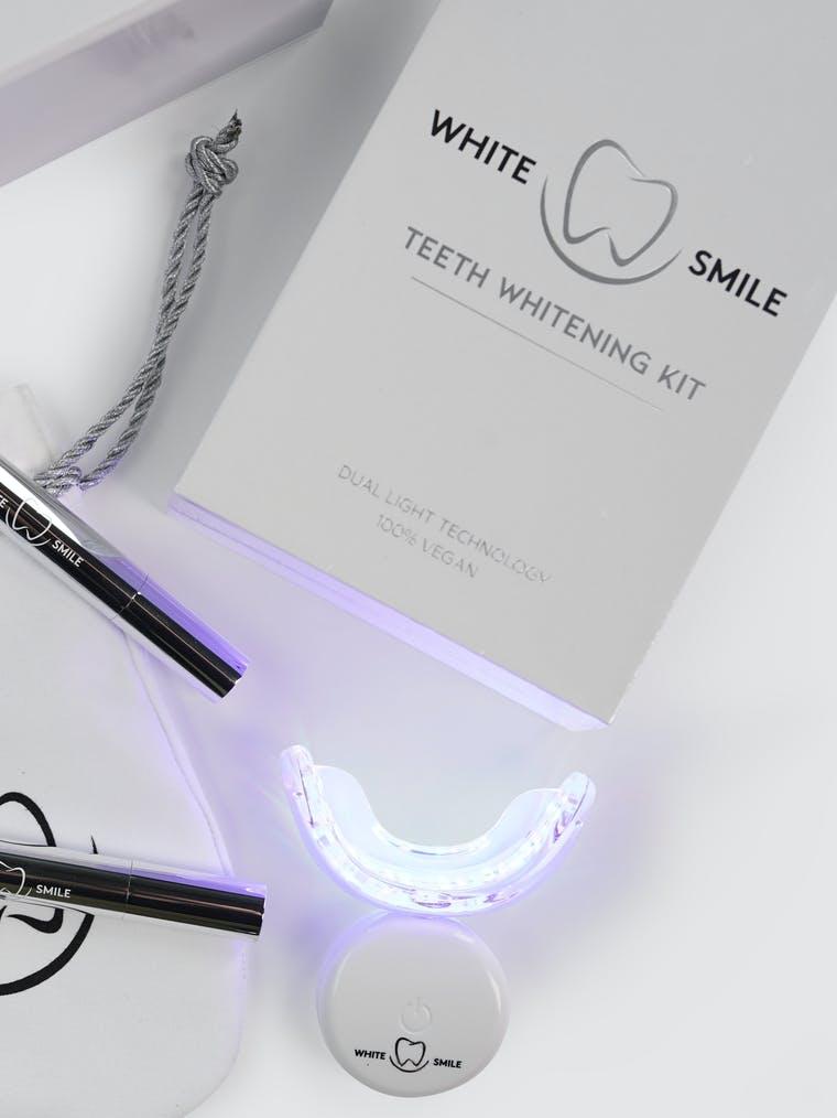 WhiteSmile brand shot