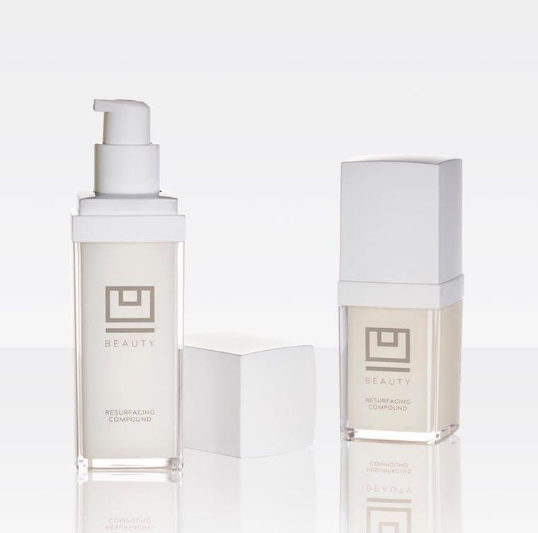 The U Beauty brand shot