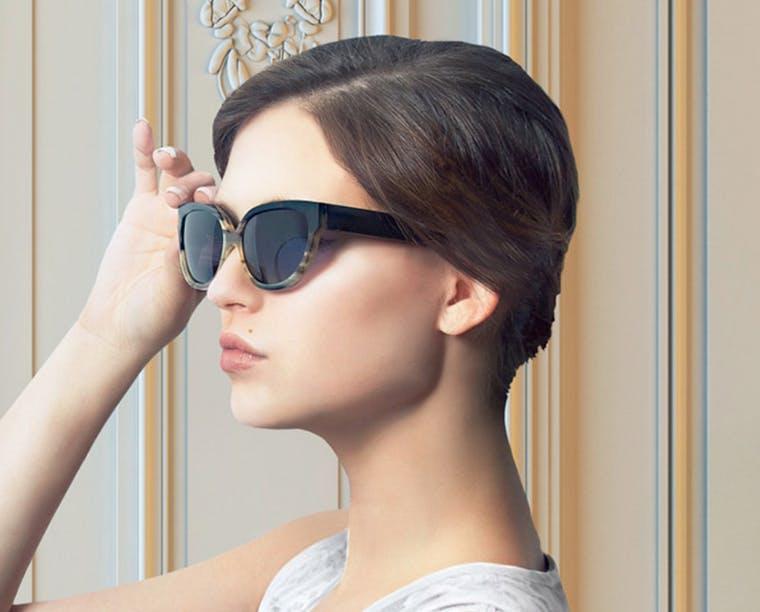 BERTHA Sunglasses brand shot