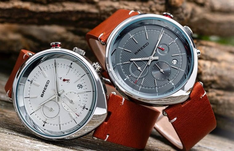 BREED Watches brand shot