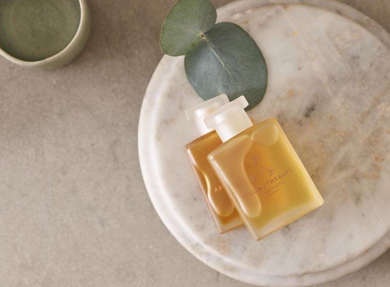 Aromatherapy Associates brand shot