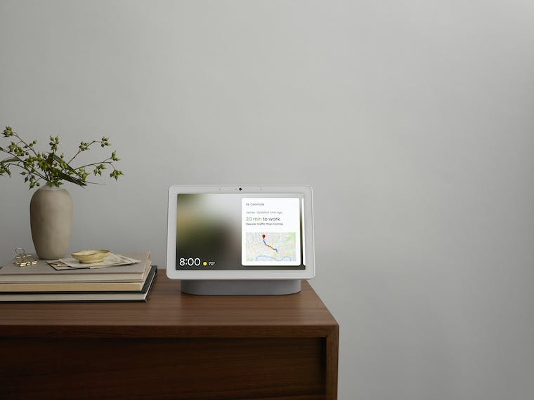 Google Nest brand shot