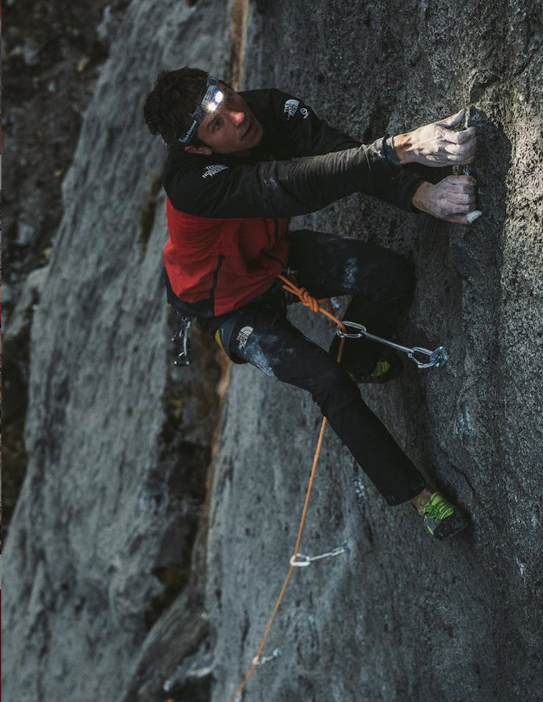 The North Face brand shot