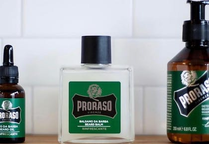 Proraso brand shot