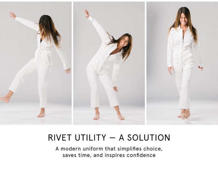 Rivet Utility brand shot