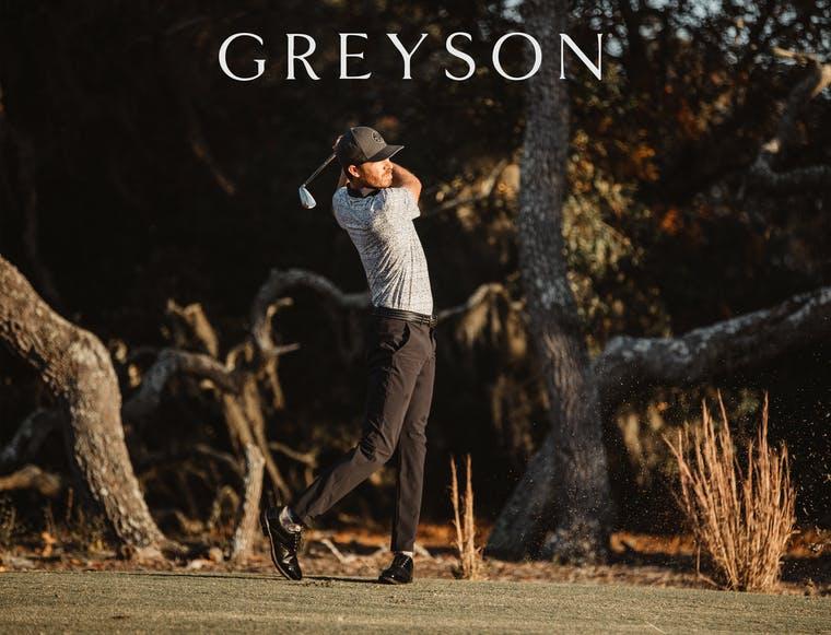 Greyson Clothiers brand shot
