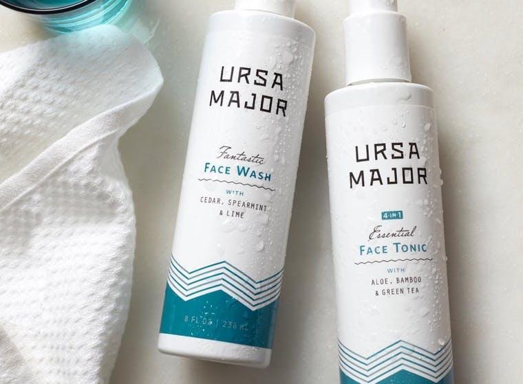Ursa Major brand shot