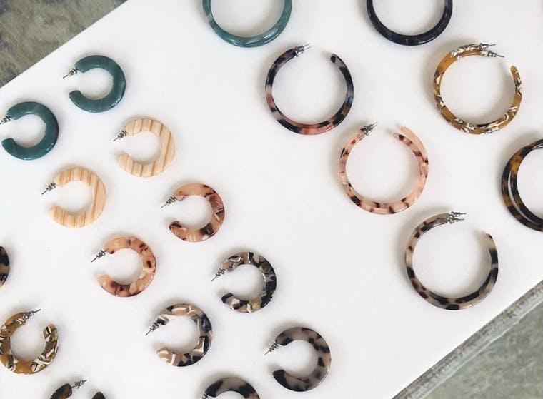 Machete Jewelry brand shot