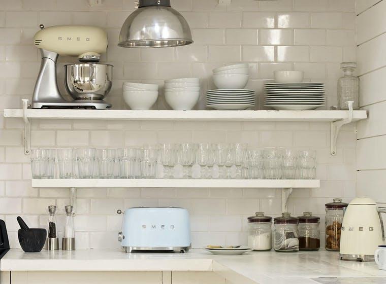 20% off Black Smeg Appliances brand shot