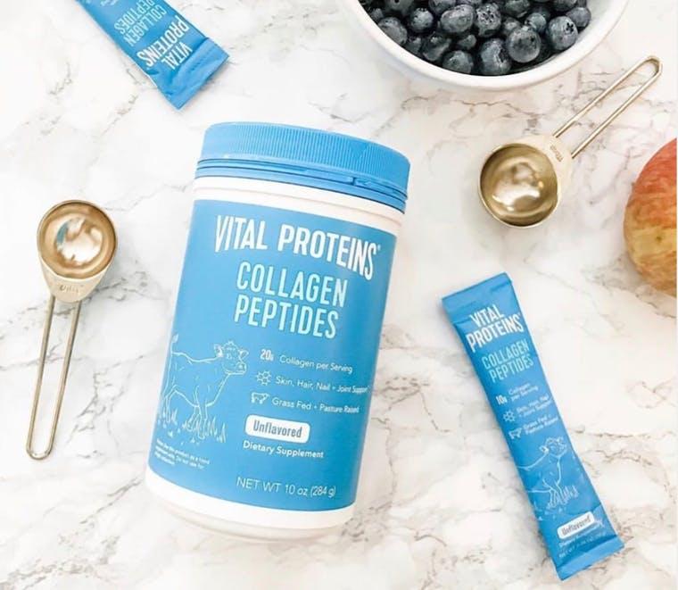 Vital Proteins brand shot