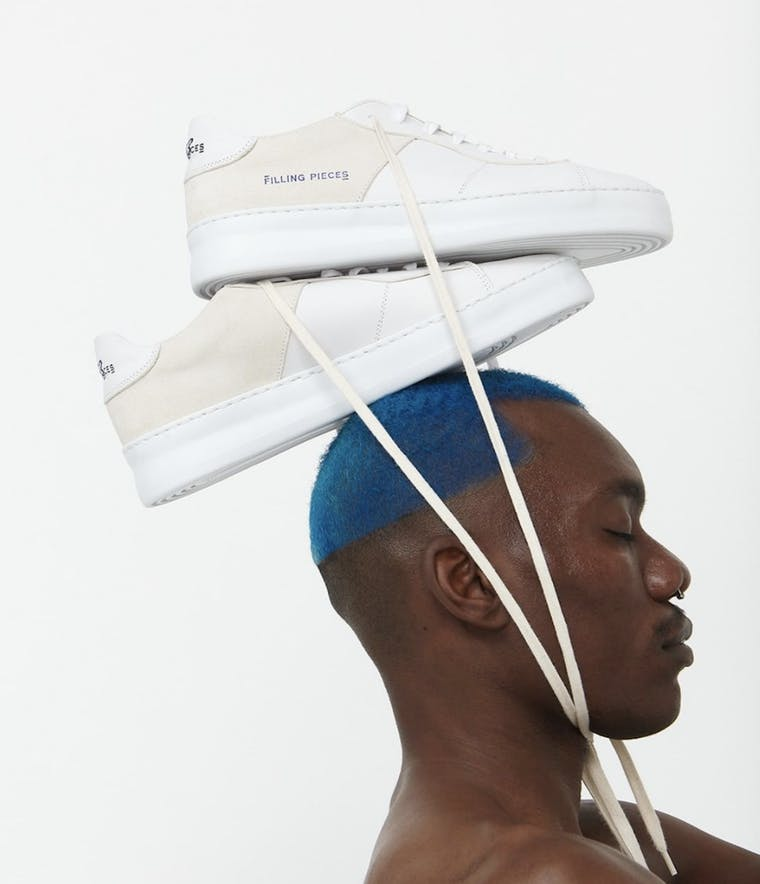 Filling Pieces brand shot